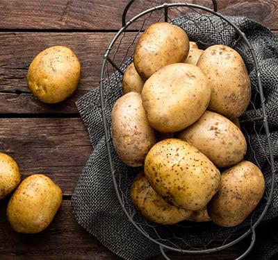 Potatoes in lahore